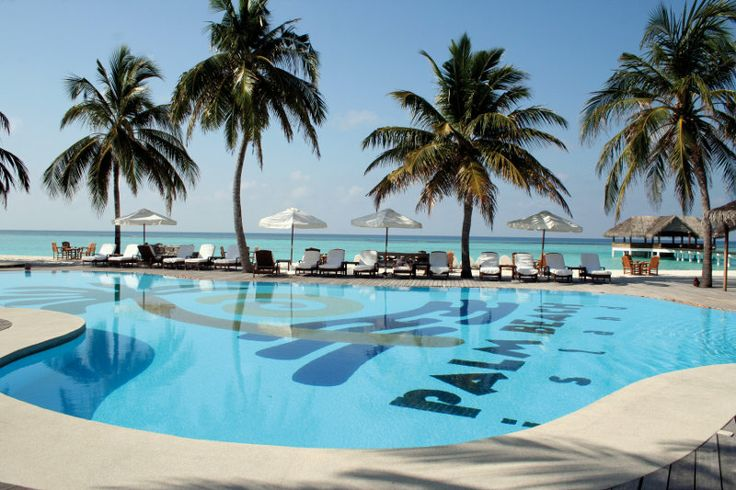 Plam beach pool view,   for more details visit www.voyagewave.com