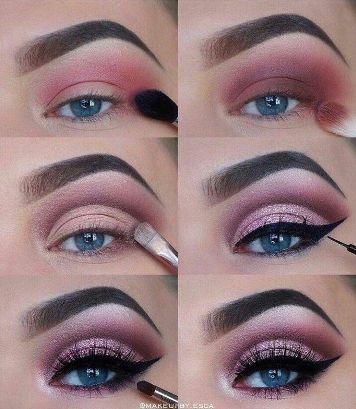 Hair Styles For School Makeup look  #makeup #school #styles