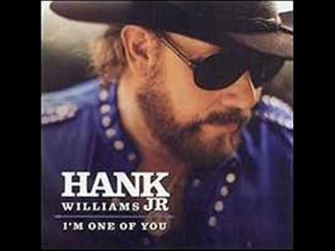 I love classic country and The Blues Man by Hank Williams Jr is one of my all-time favorite country songs.