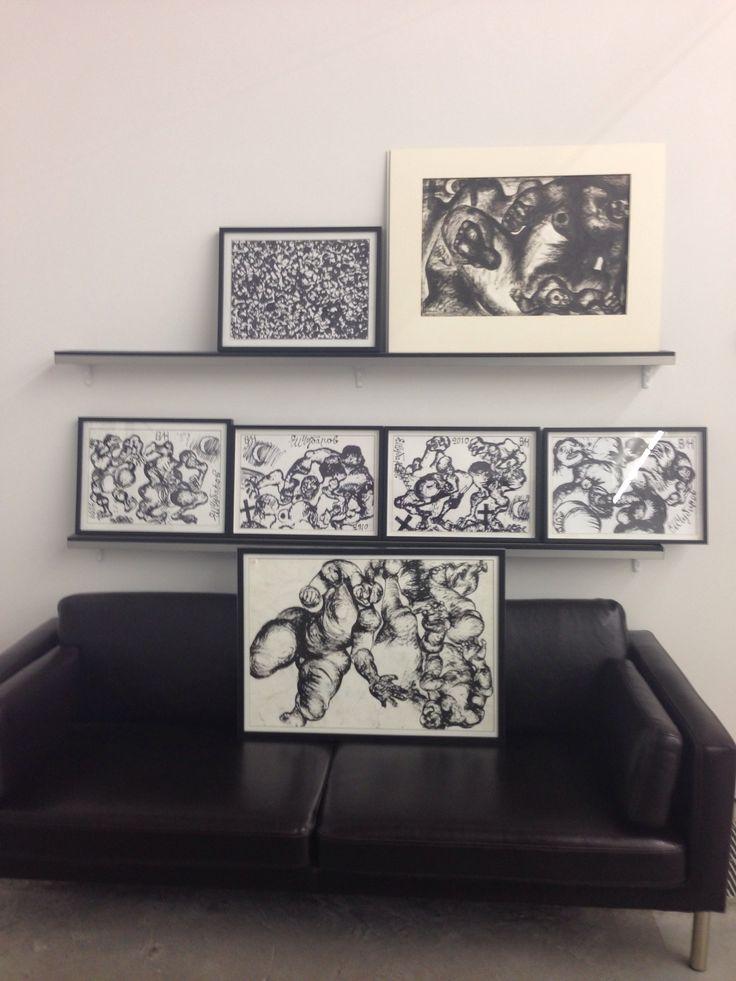 Evgeny Chubarov Gary Tatintsian Gallery. Art advisory services
