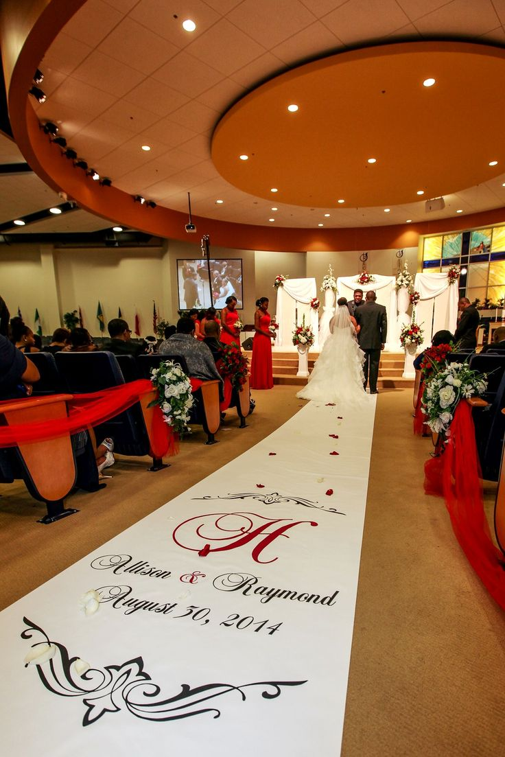 10 Best Personalized Wedding Aisle Runners Images On Pinterest