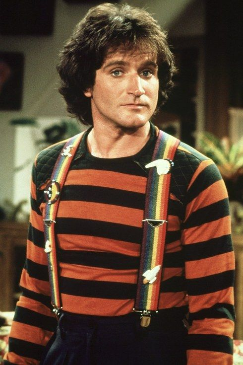 "Robin Williams: A Life In Pictures ""Well sir, you know when you create someone, and you nurture them, they grow… Well, there comes a time when they lead their own life, or die their own death."""""