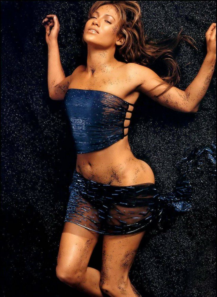 Jennifer Lopez Nude Ass 43