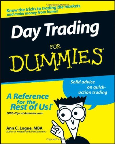 http://forexpins.com/day-trading-for-dummies/ Day trading is undoubtedly the most exciting way to make money from home. It's also the riskiest. Before you begin, you need three things: patience, nerves of steel, and a well-thumbed copy of Day Trading For Dummies—the low-risk way to find out whether day trading is for you.This plain-English guide shows you how day trading works, identifies its all-too-numerous pitfalls, and get you sta...