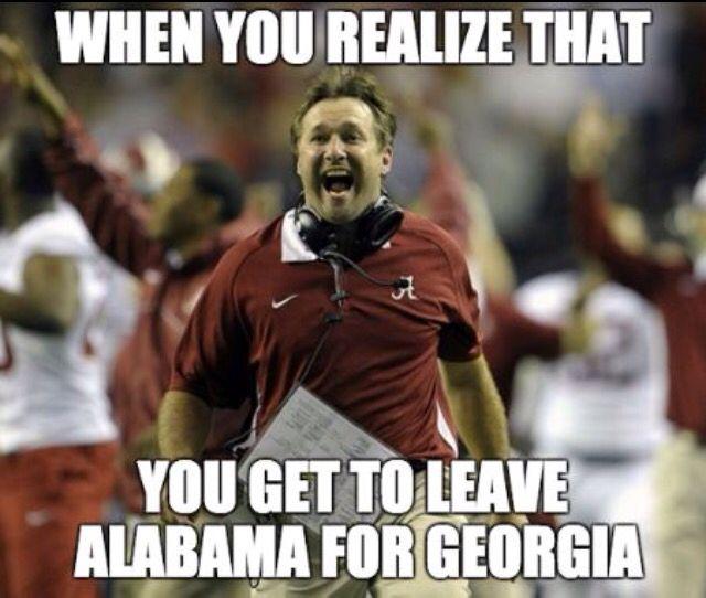 Georgia Bulldawgs Coach Kirby Smart
