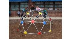 Climbable Commercial Playground Equipment by APCPLAY