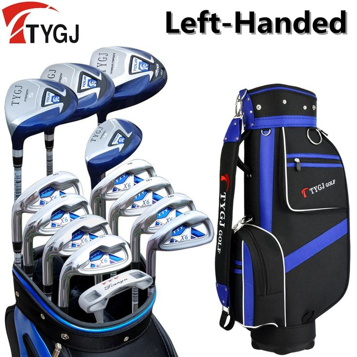 Brand TTYGJ 13-pieces golf clubs LEFT handed unisex golf clubs complete set with bag left hand golf left handed golf clubs golf humor * AliExpress Affiliate's buyable pin. Detailed information can be found on www.aliexpress.com by clicking on the image #GolfClubs