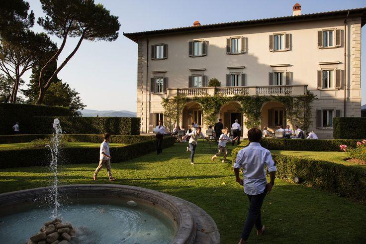 Villa La Vedetta  in Florence http://www.alessiabweddings.com/ #villalavedetta