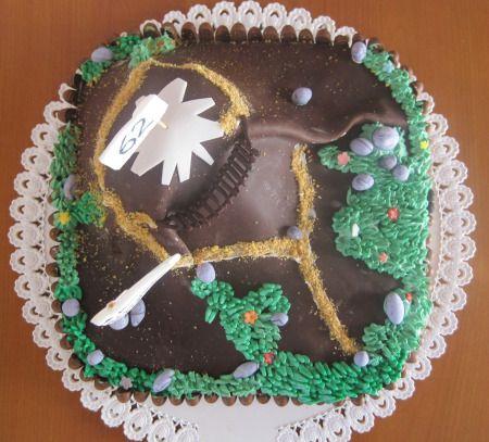 Torta Montagna cakepins.com