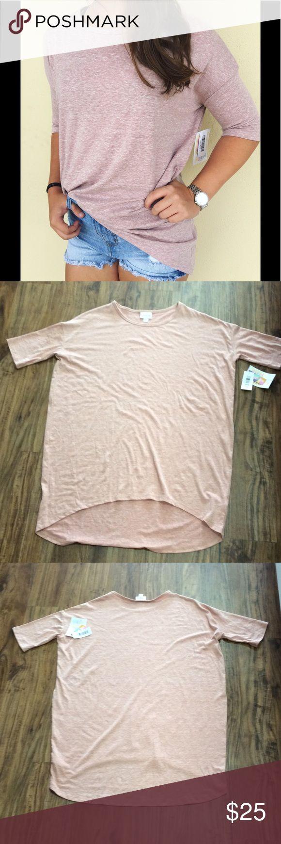 LulaRoe Shirt Brand New with tags- Irma shirt - no trends LuLaRoe Tops Tees - Short Sleeve