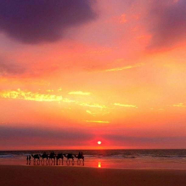 Another glorious sunset at Broome, Western Australia