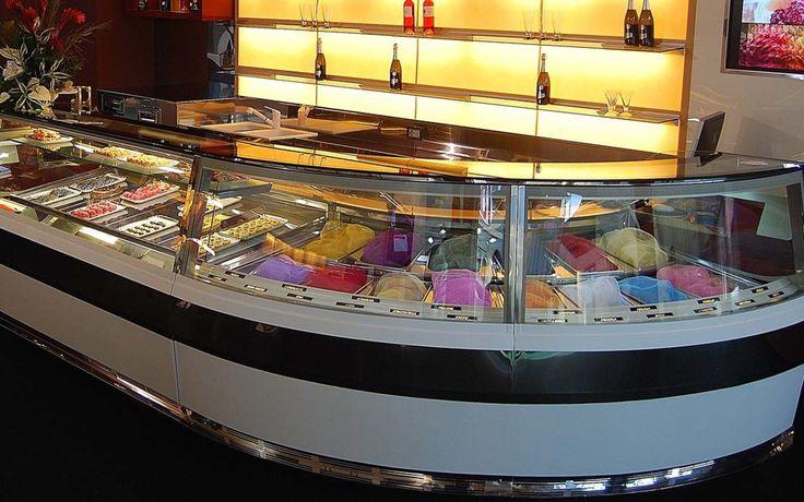 Martini Bar Gelateria Pasticceria - Emmelle Arredamenti Realizzazione in occasione del #Sigep a #Rimini #pastry #icecream #icecreamparlor #icecreamshowcase #pastryshowcase #eis #Konditorei #vetrinafrigo #vetrinagelato #vetrinapasticceria #bancofrigo #arredobar #arredipasticceria #arredamentigelateria #gelateria #pasticceria #design #interior