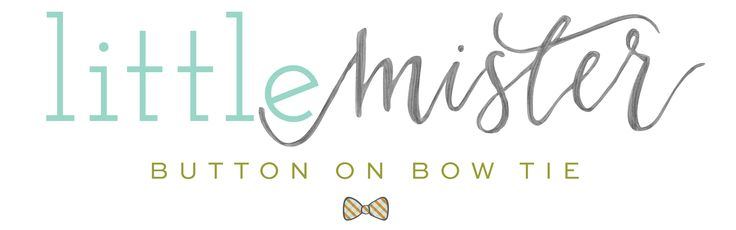 Baby Bow Ties - Toddler Bow Ties - Little Mister