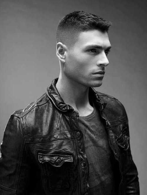 18.Spiky Haircuts for Guys