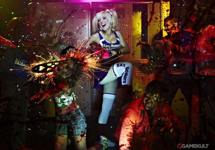 #LollipopChainsaw #JessicaNigri #Cosplay