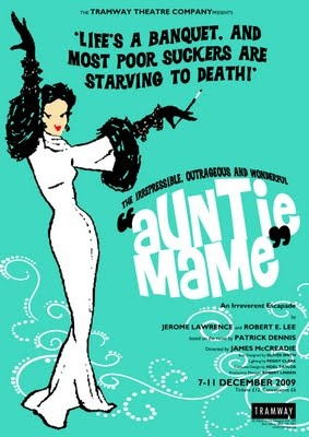 I want to be Auntie Mame when I grow up