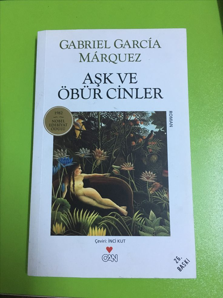 Gabriel Garcia Marquez-aşk ve öbür cinler