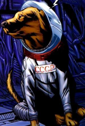 Cosmo (Dog) (Earth-616) - Marvel Comics Database
