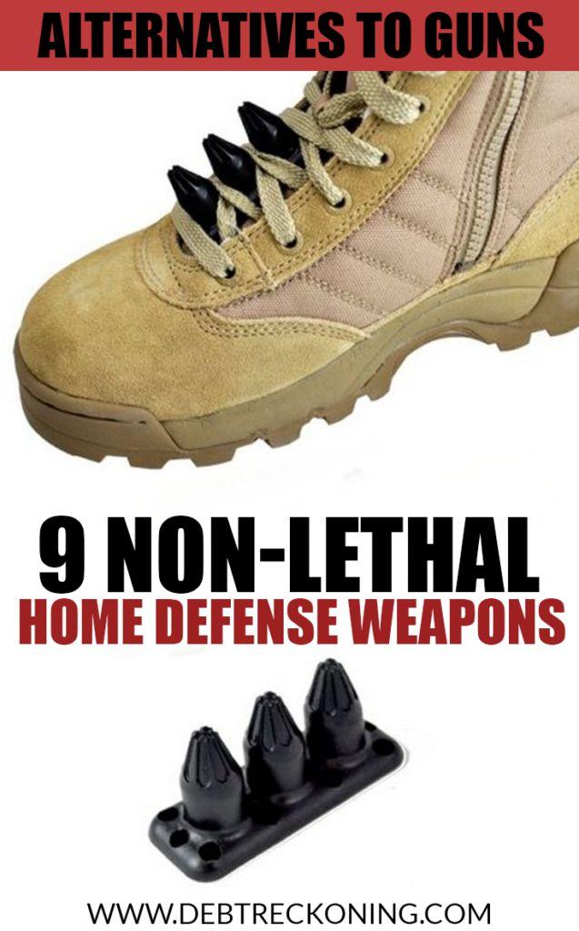 Excellent Self Defense Alternatives to Guns