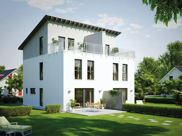 11 besten okal bungalow bilder auf pinterest bungalows for Modernes haus dachterrasse