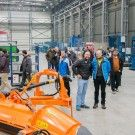 In January and February, were held series of product training for sales representatives of our Czech Importer. Participants visited the main headquarter of Pronar and other factories as well as Research and Development Centre. They were amazed at the vastness of the company as they did not realize that most of the parts and components …