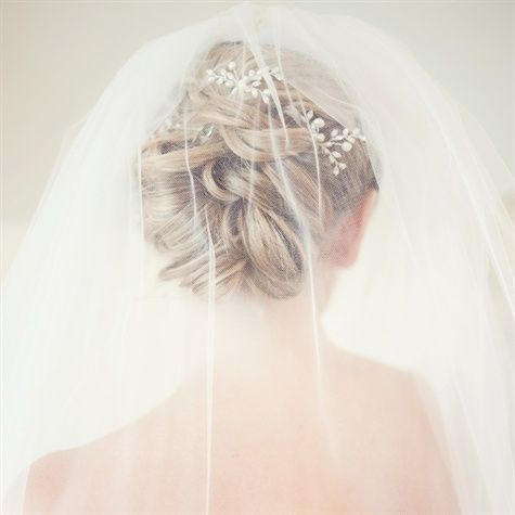 For more bridal hair style ideas, follow us on Facebook www.facebook.com/passionformakeup