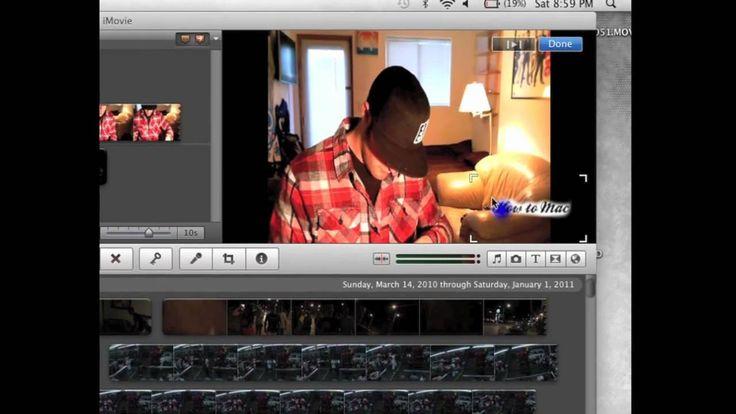 how to use imovie 09