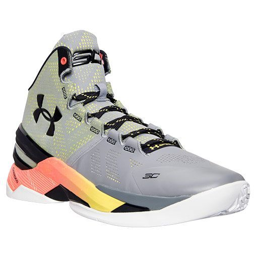 Men's Under Armour Curry 2 Basketball Shoes - 1259007 035 | Finish Line