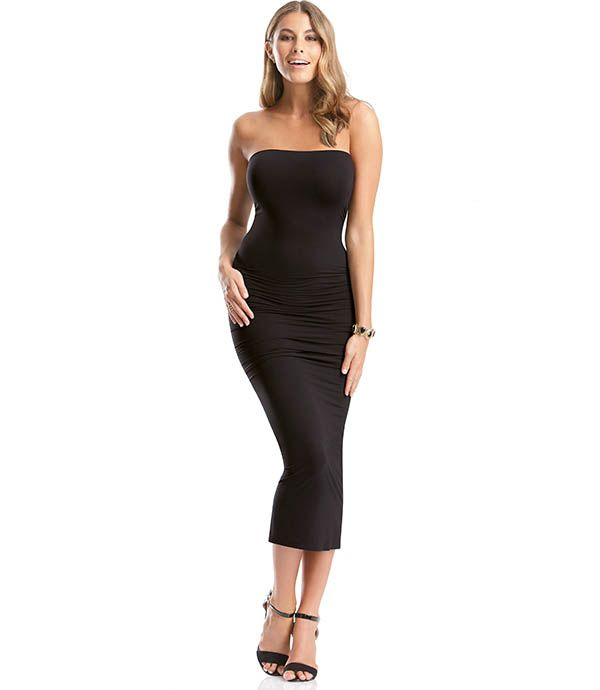 Versatile, stylish and ever so flattering, the Everyday Tube in Black is perfect for wear on its own or layered underneath additional garments!