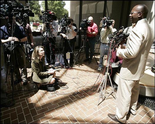 "Post Hearing Interview of State v. John Allen Muhammad alleged ""D.C. Sniper"""