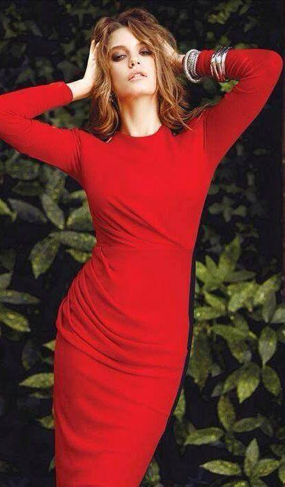 Serenay Sarıkaya -  InStyle Magazine Pictorial [Turkey] (September 2013)