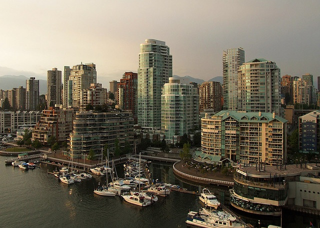Vancouver, British Columbia, Canada (I want to immigrate here)