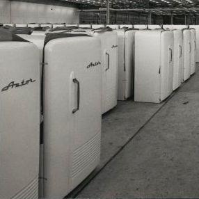Astor - Australian made refrigerators in the 1960s