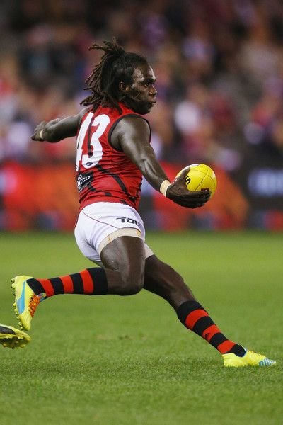 Anthony McDonald-Tipungwuti Photos - AFL Rd 16 - Essendon v St Kilda - Zimbio