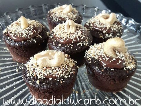 Bolo de Chocolate Paleo Low Carb - Dia a Dia Low Carb