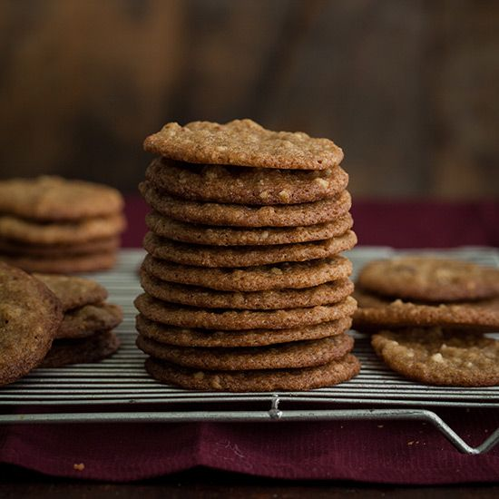 Naturally Ella's Melt-in-Your-Mouth Cookies on Food & Wine
