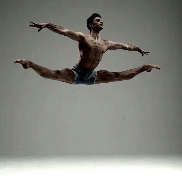 Beautiful leap | Ballet&Dance/Dancer | Pinterest