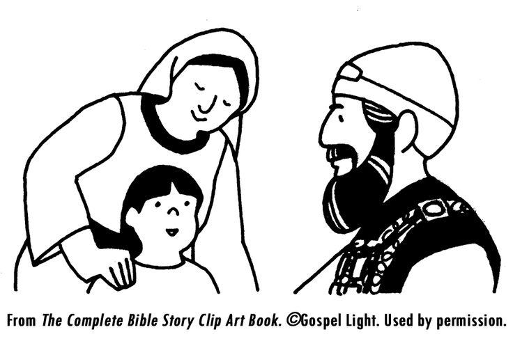 Samuel Becomes Temple Helper