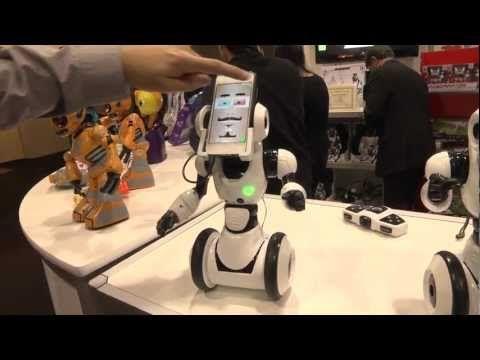 Tech Toys at Toy Fair 2013