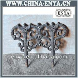 Cast Iron Fence,Ornamental Fencing U0026 Edging,Garden Edging Fence   Buy Fence,