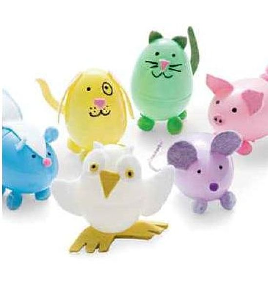 easter-craft-egg-critter-animal-kids-art-fun-idea-hobby-creature-decoration-cute-preschooler-felt-dyed-diy-chicken-hen-duck-mice-pig-cat-family-felt-plastic-egg-upcycle-funny.jpg 550×583 pixels