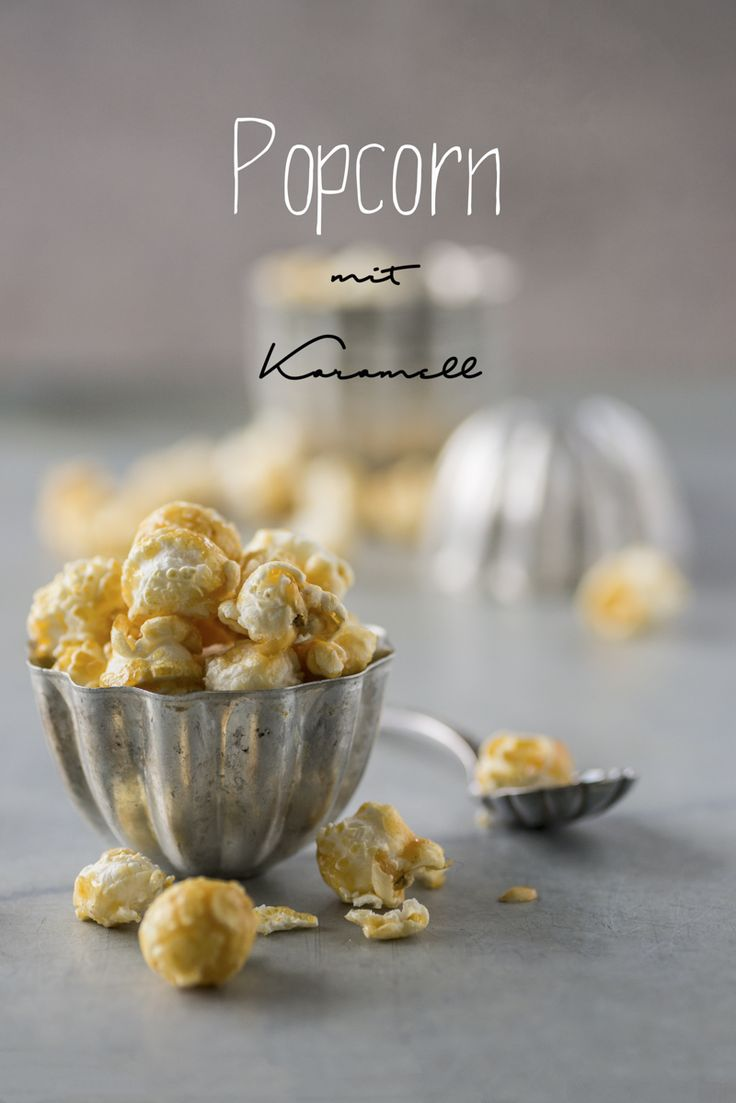 Du brauchst nur wenige Zutaten und einen Topf, ganz einfach kreierst Du für Dich und Deine Gäste den goldnenen Snack aus dem Topf - Popcorn mit Karamell.