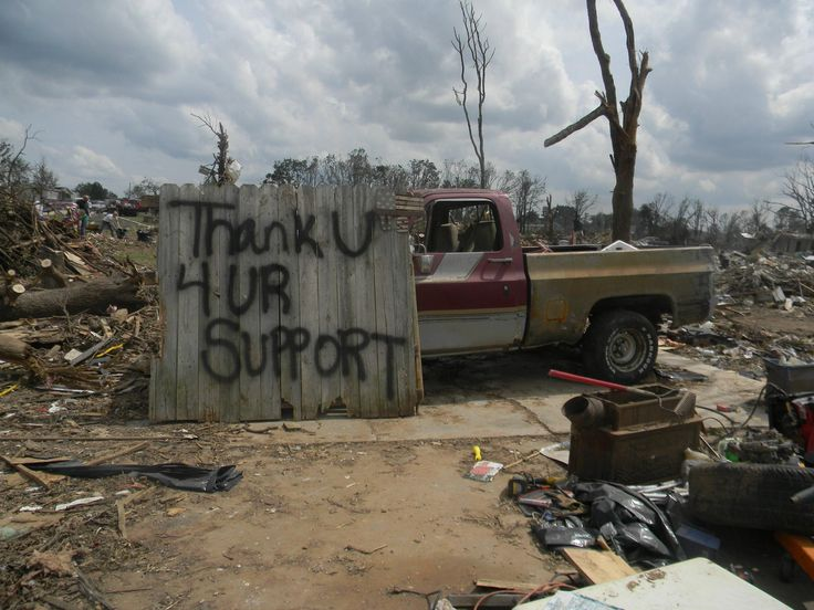 What Are Atheists Doing for the Victims of the Oklahoma Tornado?