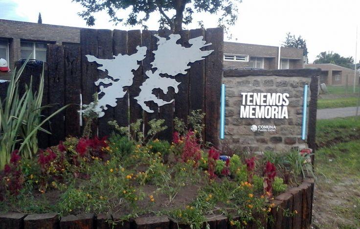Nuevo espacio de conmemoración a los héroes de Malvinas