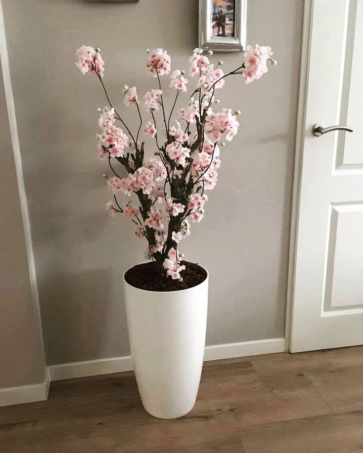 """Happy customer, bloesemboom """"Musthave""""."""