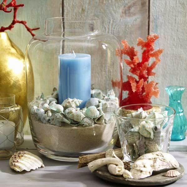 50+ KAΛΟΚΑΙΡΙΝΕΣ Διακοσμήσεις - Συνθέσεις με ΚΕΡΙΑ | ΣΟΥΛΟΥΠΩΣΕ ΤΟ