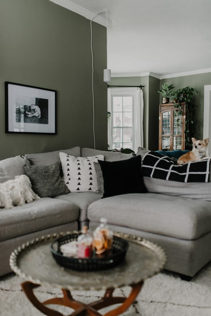 10 Best Sage Green Living Room Decorating Ideas