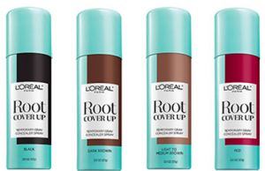 $1 off LOreal Paris Root Cover Up Spray Coupon on http://hunt4freebies.com/coupons