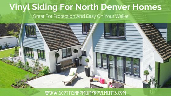 Vinyl Siding: Cost Effective Protection For Your North Denver Home Vinyl Siding For Your North Denver Home You wouldn't know it by the unseasonably warm weather but Winter is nearly here. The chilly days of December and January are right around the corner and preparing your home for winter while you still have the time and weather for it, should be on your t...