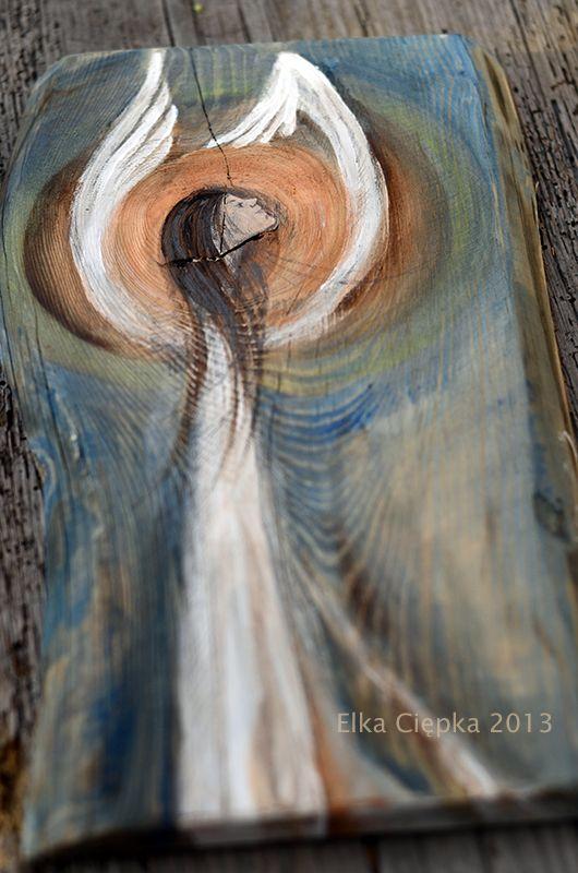 Anioł Zadowolenia -prezent dla tych, którym brakuje radości zżycia i zadowolenia z tego, co wokół nich, w nich samych i w ich życiu